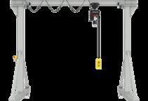 Einzelproduktfoto des Bockkrans PA