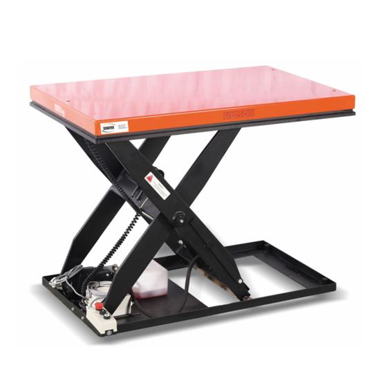 Hydraulischer Hubtisch | Evers GmbH