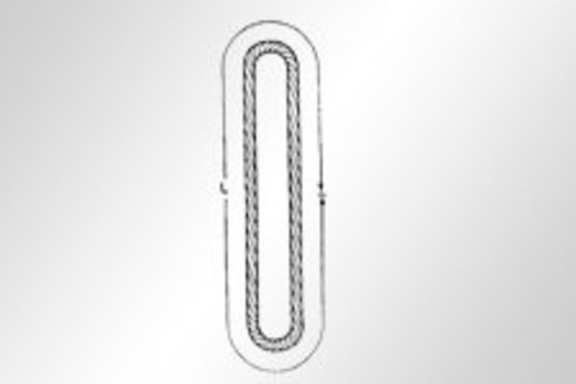 Grummets m. Stahleinlage Konstr. 7(6x36+WS-WSC)