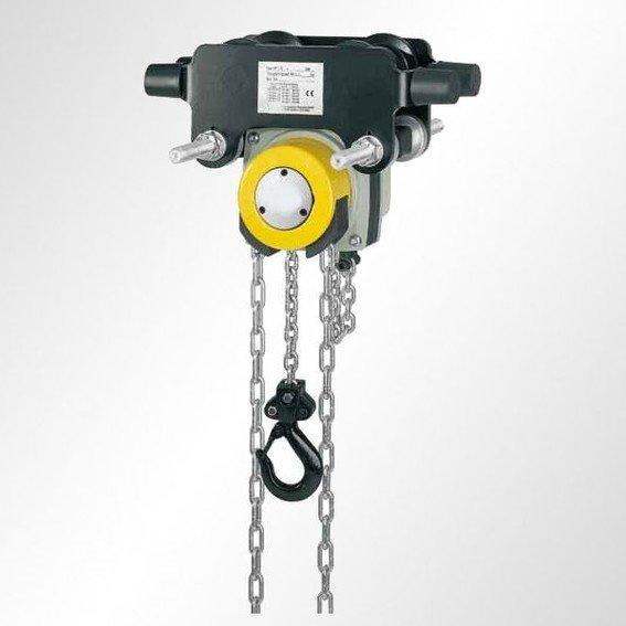 Lift 360 mit Roll- oder Haspelfahrwerk | Evers GmbH