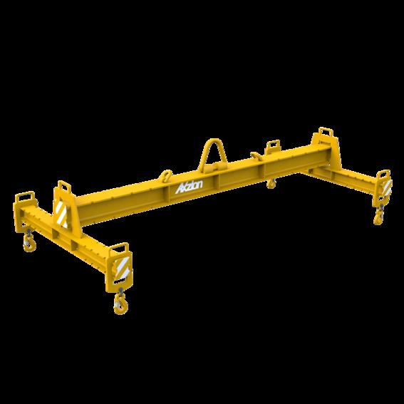 Standard-H-Traverse, verstellbar   Evers GmbH