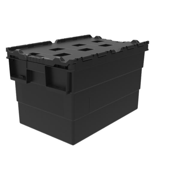 ALC-Mehrwegbehälter – automatisierungsfähig | Evers GmbH