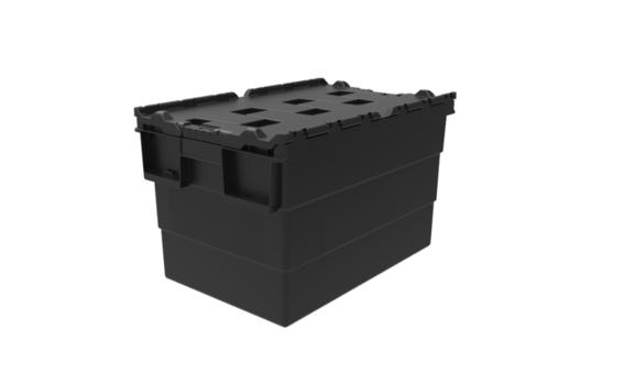ALC-Mehrwegbehälter – automatisierungsfähig