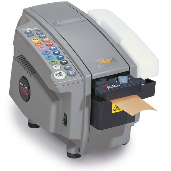 Elektrischer, automatischer Nassklebestreifengeber Vario 555 eMA | Evers GmbH
