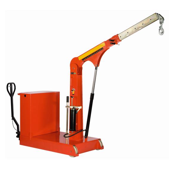 Gegengewichtskran | Evers GmbH