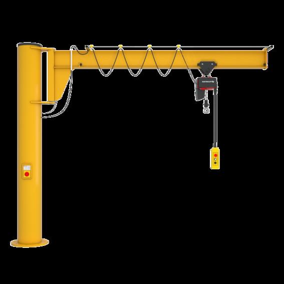 Säulenschwenkkrane | Evers GmbH