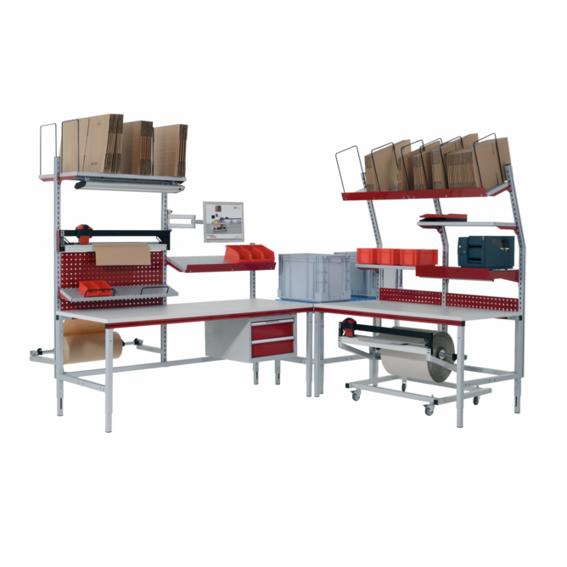 Packtischanlagen & Wiegetechnik | Evers GmbH