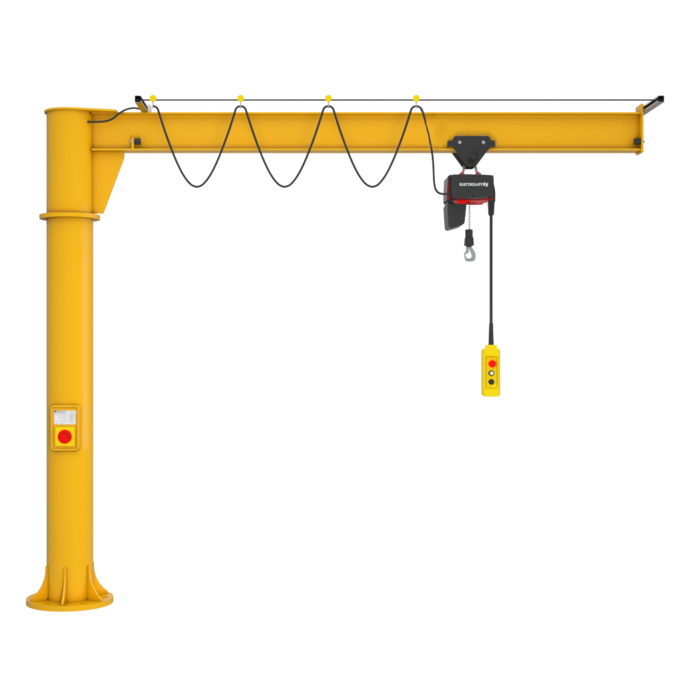 Einzelproduktfoto des Säulenschwenkkrans Primus PR