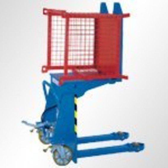 Hydraulische Behälterneiger | Evers GmbH