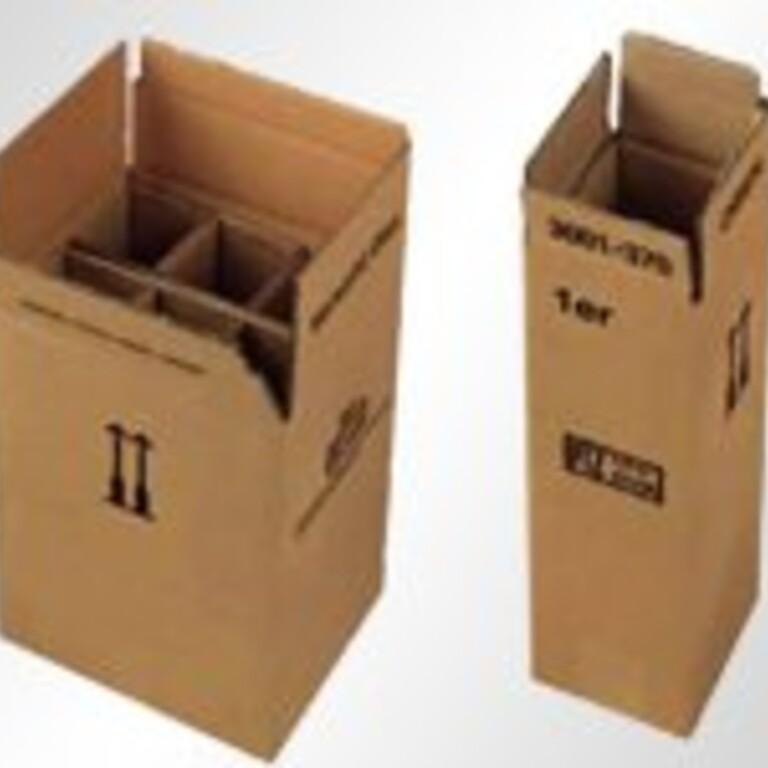 Weinverpackungen