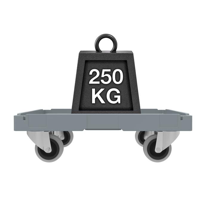 Dolly Nutzlast: 210 bis250 kg