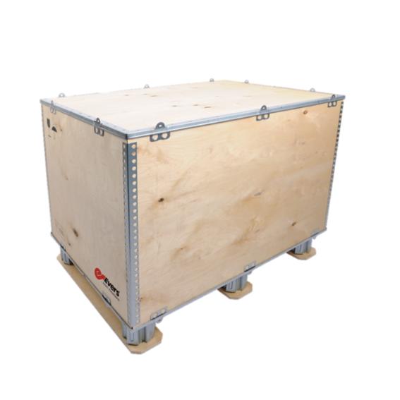 Exportkisten- und paletten | Evers GmbH