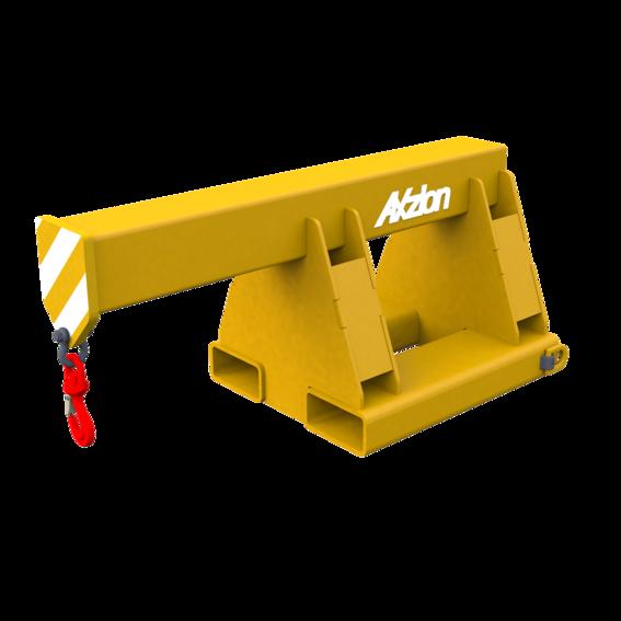 Kranarm für Gabelstapler, starr   Evers GmbH