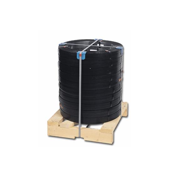 Umreifen mit Stahlband | Evers GmbH