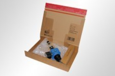 Paket Versandkarton