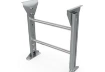 Stützen für freilaufende Rollenbahnen - höhenverstellbar