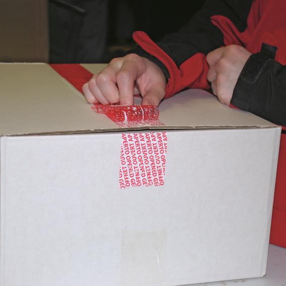 Sicherheitssiegelband | Evers GmbH