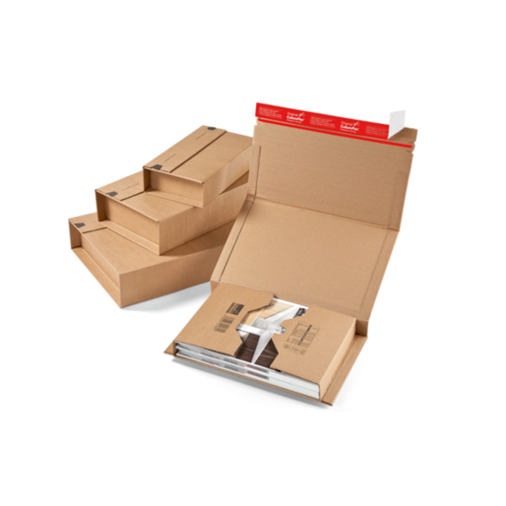 Versandverpackungen zum Wickeln | Evers GmbH