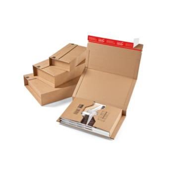 Versandverpackungen zum Wickeln