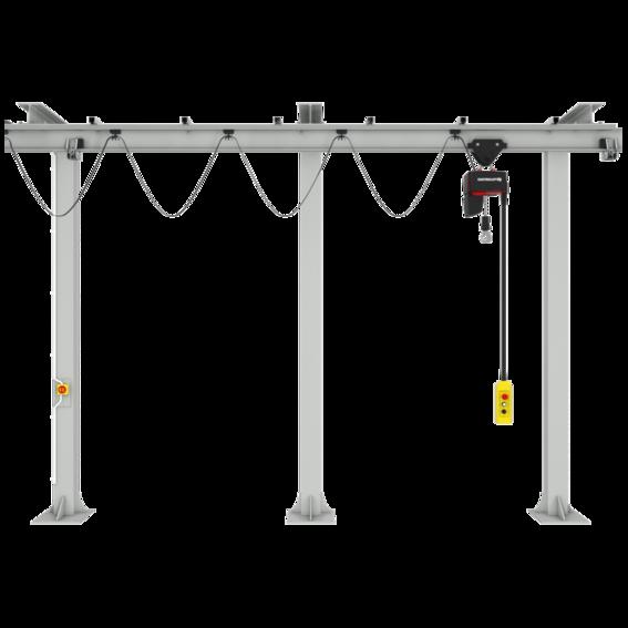 Einschienenportalkran P200 | Evers GmbH