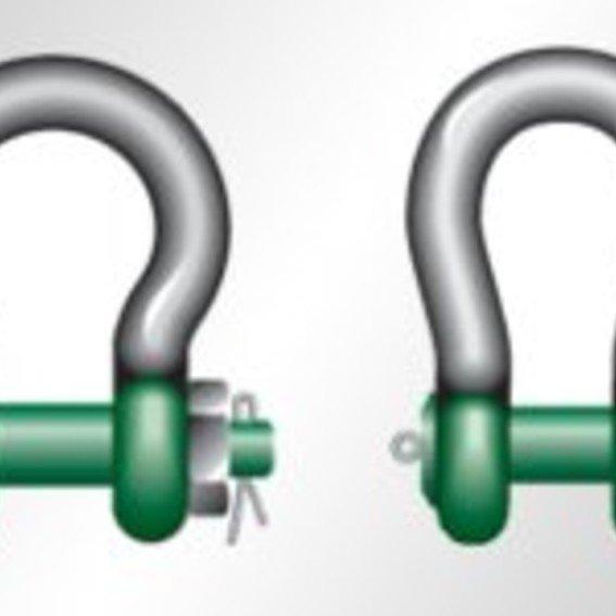 Green Pin Polar Schäkel | Evers GmbH