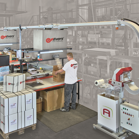 CIRRUS System | Evers GmbH