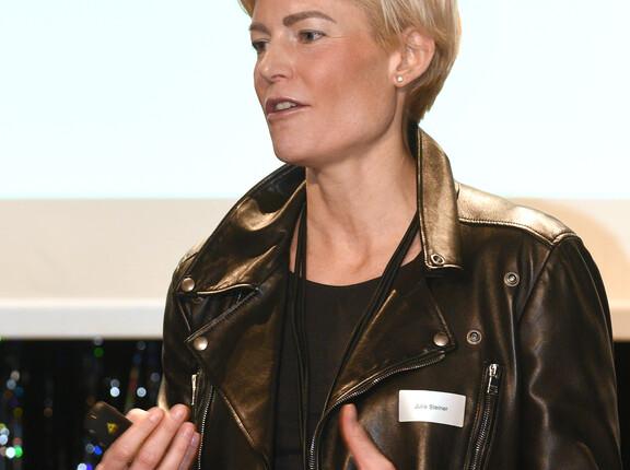 Julia Steiner über Startegie und Innovationen bei der Evers GmbH