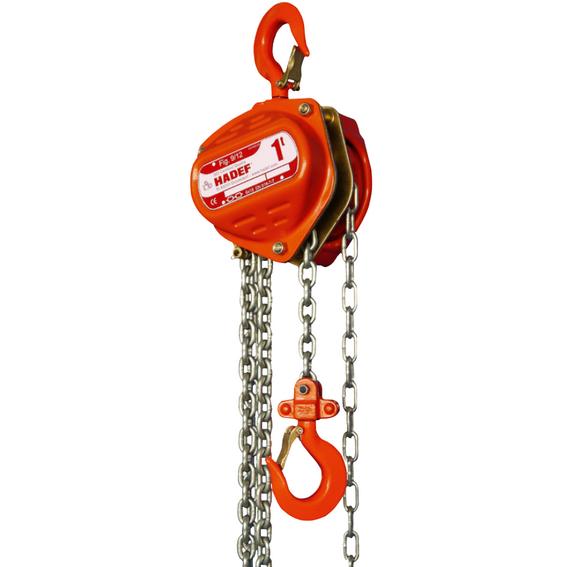 Stirnradflaschenzug 9/12 | Evers GmbH