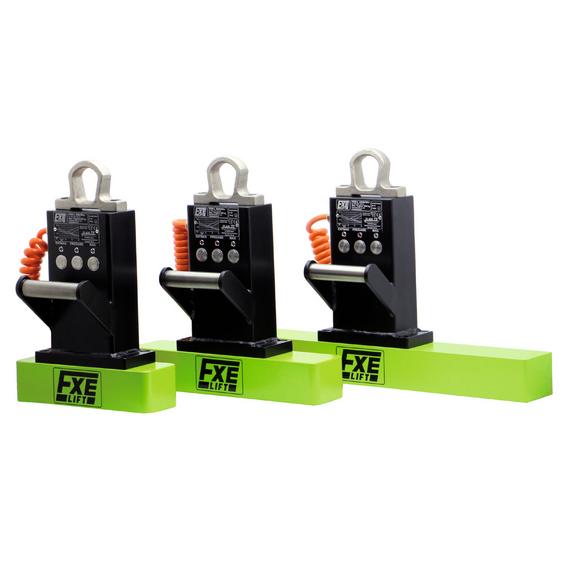 EV-FXE-L Permanent-Lasthebemagnete | Evers GmbH