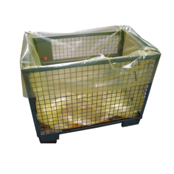 Valeno-Korrosionsschutz-Seitenfaltenhaube