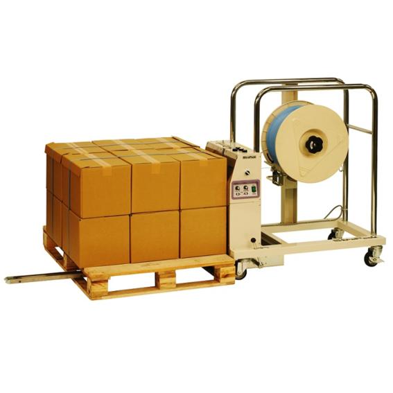 Umreifungsmaschine StraPack D-53 PLT2 | Evers GmbH
