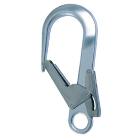 Aluminium-Einhandkarabinerhaken, FS 91 | Evers GmbH