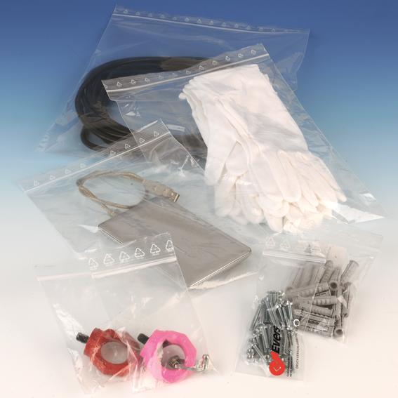 Druckverschlussbeutel | Evers GmbH