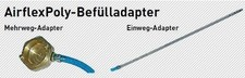 Staupolster AirflexPoly