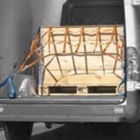 PaXafe-Ladungssicherungsnetze | Evers GmbH
