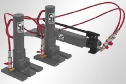 Einzelkomponente: Hochdruckschlauch