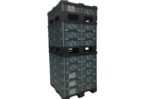 Variables Boxensystem – gestapelt