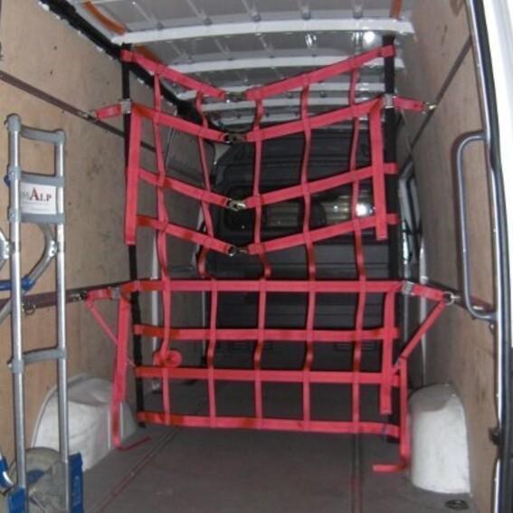 Sondernetzlösungen für die Ladungssicherung | Evers GmbH