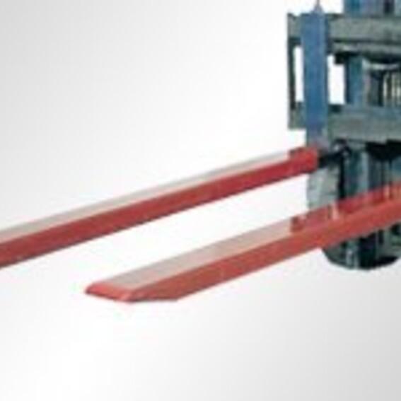 Gabelverlängerung GVG, mit Beschichtung | Evers GmbH