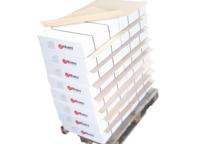 Antirutschpapier im Einsatz