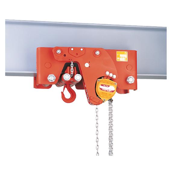 EX-geschützte Fahrwerke & Stirnradflaschenzüge | Evers GmbH