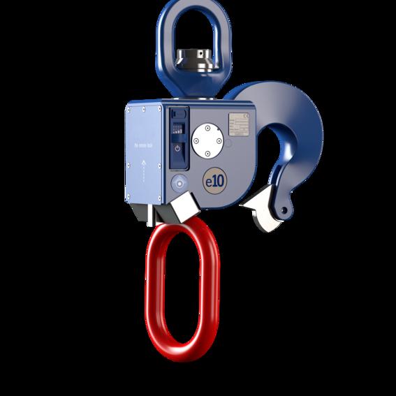 Automatischer Sicherheitslasthaken EEVO | Evers GmbH