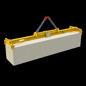 Containertraverse mit Zentralverriegelung