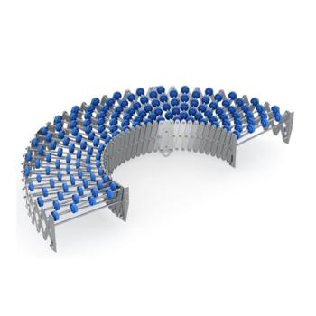 Freilaufende flexible Kurven