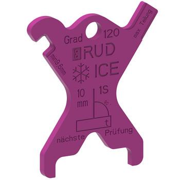 ICE-Kennzeichnungsanhänger für Verzurrketten
