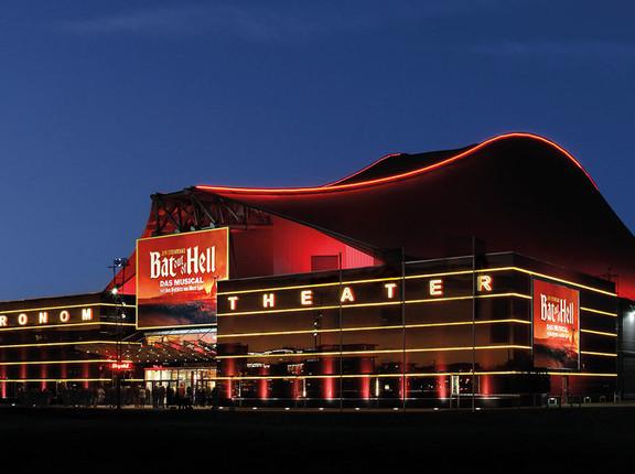 Metronom Theater in Oberhausen