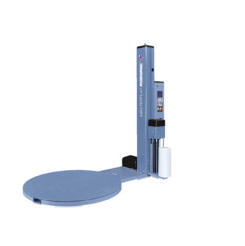Drehtellerwickler Standardmodell ROBOPAC Masterplat Freezer