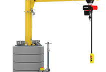 Einzelproduktfoto: Säulenschwenkkran MOBILUS Variante 1