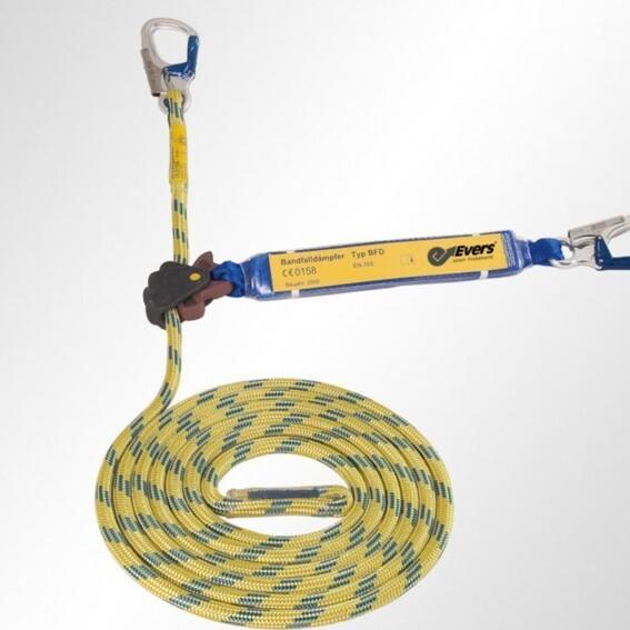 Mitlaufendes Auffanggerät 140 kg | Evers GmbH