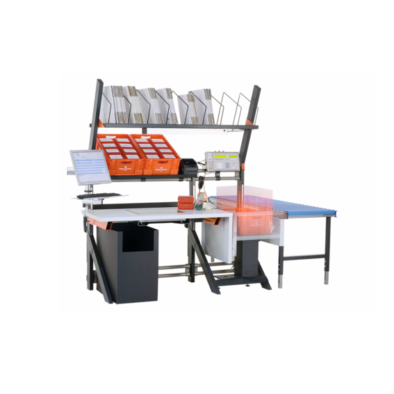 Packtischmodul 5000 | Evers GmbH